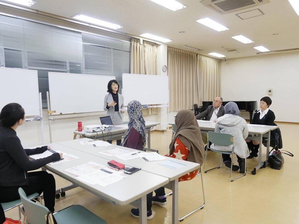 ビジネス英会話クラスの無料体験レッスンを開催しました!